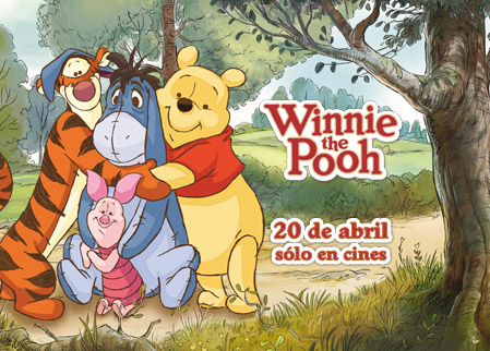 Estreno Winnie the Pooh