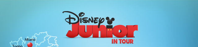 Disney junior in tour