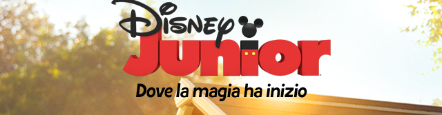 Disney Junior - Dove la magia ha inizio
