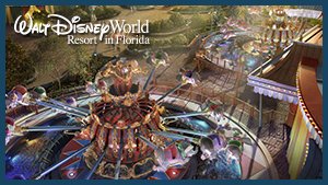 Discover a legendary world, long hidden from view, in the largest expansion of Magic Kingdom in Walt Disney World Florida