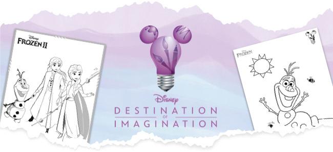 Disney Destination of Imagination